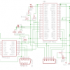 dsPIC30F4011 Prototyping Board Schematic (small)