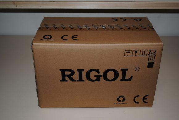 Rigol DS1052E unboxing