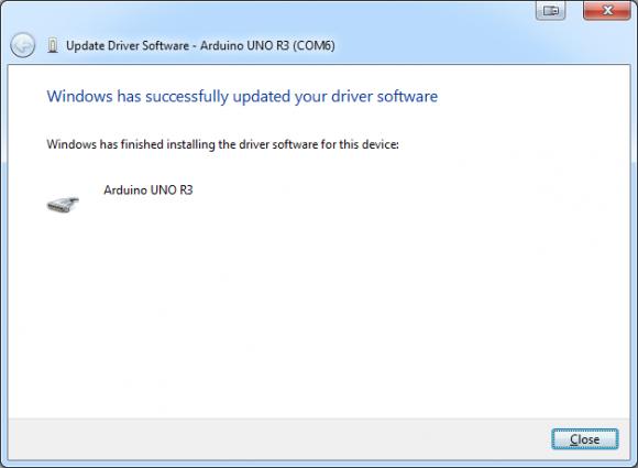 Update Driver Software 6