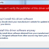Update Driver Software 5