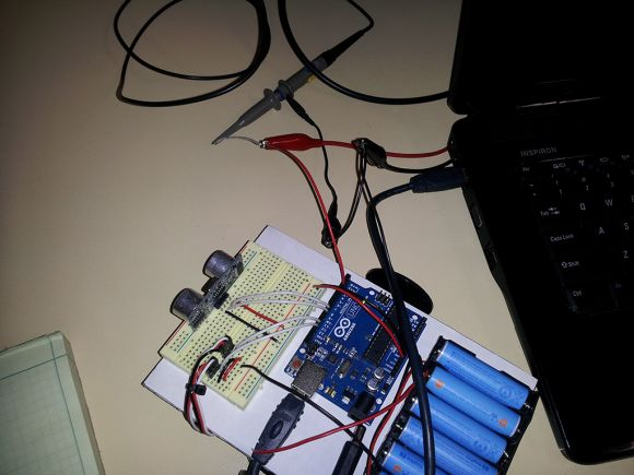 Measuring RPMs with Arduino