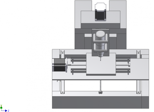 Diy Cnc machine 1