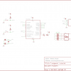PIC18F242 7 Segment Display Schematic