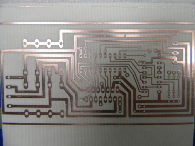 l297 l298 printed circuit board PCB