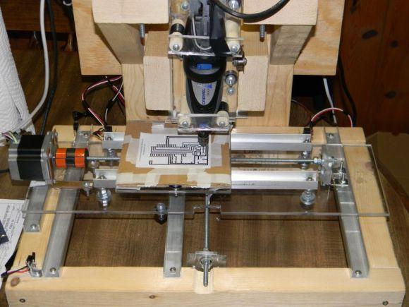 CNC Front