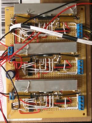 L297 L298 Stepper Motor Controller Top (small)