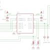 L297 L298 Stepper Motor Controller Schematic