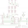 L297 L298 Stepper Motor Controller Schematic (PCB version)
