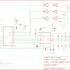 L297 L298 Stepper Motor Controller Schematic (PCB version, RC2)